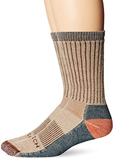 Woolrich Men's Ten Mile Hiker Crew Sock 2-Pack