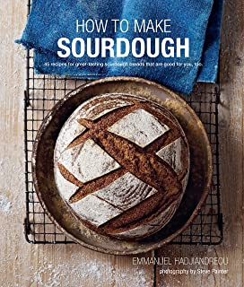 How To Make Sourdough: 45 Recipes for Great-Tasting Sourdough Breads That are Good for You, Too.