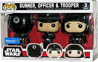 Set 3 Figuras Pop! Star Wars Gunner Officer & Trooper Exclusive
