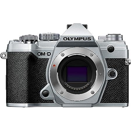 OLYMPUS ミラーレス一眼カメラ OM-D E-M5 MarkIII ボディー シルバー