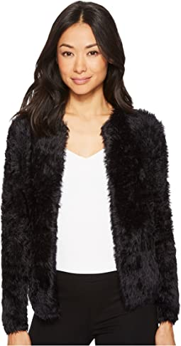 Calvin Klein - Furry Open Cardigan