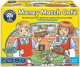 Orchard Toys -  Money Match Café International Games