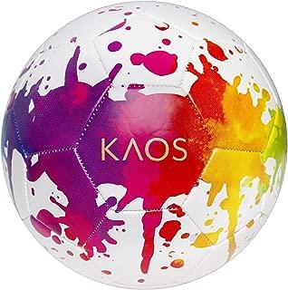 KAOS Soccer Ball Size 4– Outdoor Sports Training...
