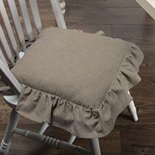 Best ruffled chair cushions Reviews