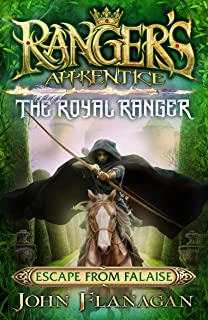 Ranger's Apprentice The Royal Ranger 5: Escape from Falaise