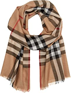 Best burberry 2018 scarf Reviews