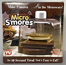 Micro S'mores ... Make S'mores in the Microwave ... 10 Second Smores Treat by Micro Cooker