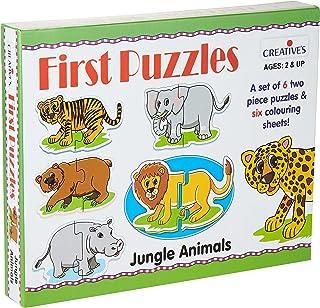 Creative Puzzle Jungle Animal 0794