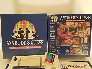 anybody's guess game