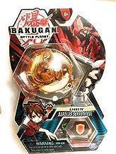 "Bakugan, Aurelus Serpenteze, 2"" Tall Collectible Transforming Creature, for Ages 6 & Up"