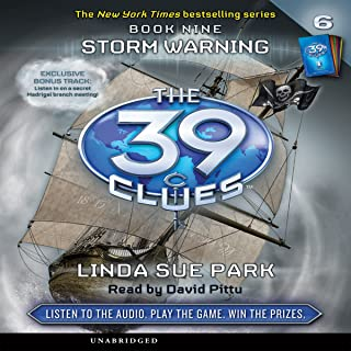 The 39 Clues, Book 9: Storm Warning