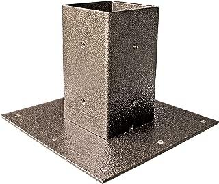 Mail Boss, Bronze 7158 Surface Mount Base Plate