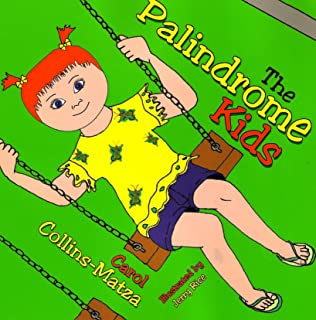 The Palindrome Kids (Fun With Words Book 1) (English Edition)