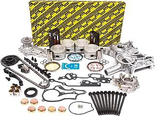 Evergreen OK2000M/0/0/0 85-95 Toyota 2.4L SOHC 8V 22R 22RE 22REC Master Overhaul Enigne Rebuild Kit