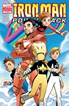 Iron Man and Power Pack (2007-2008) #1 (of 4)