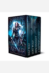 Moon Kissed: Wolves of Midnight Bundle Kindle Edition