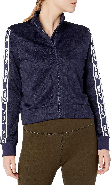 Ranking National uniform free shipping TOP14 Spalding Women's Sportswear Lightweight Jacket Bomber