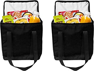 Best jute lunch bags with zip Reviews