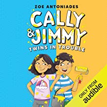 Cally and Jimmy Twins in Trouble: Cally and Jimmy