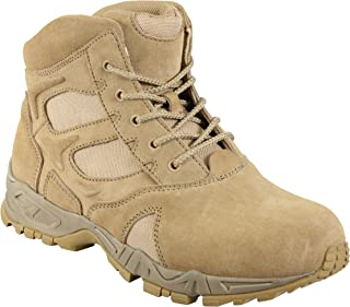 6'' Forced Entry Desert Tan Boot