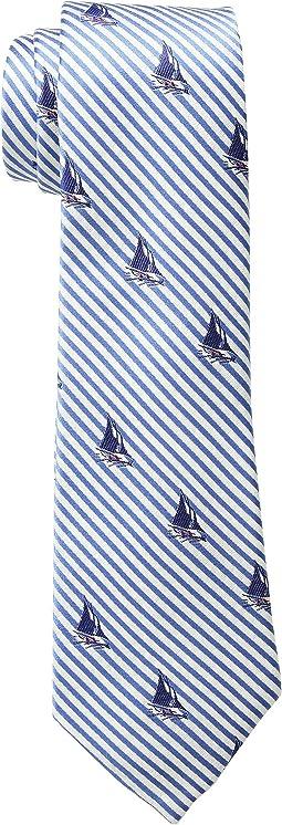 Seersucker Sail Tie