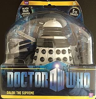 Dalek Paradigm Figures - White Supreme Dalek