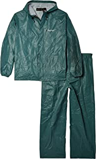 Frogg Toggs Men's Waterproof Ultra-Lite2 Suit, Forest Green, L