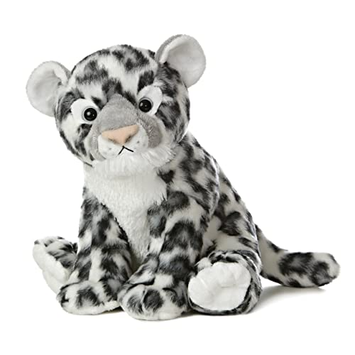 Snow Leopard Plush Amazon Com
