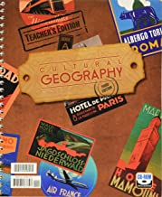 Cultural Geography, Teacher's Edition (Book& CD)