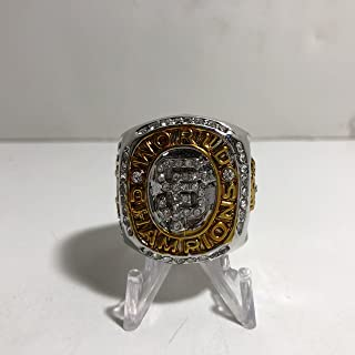 2010 Buster Posey San Francisco Giants High Quality Replica 2010 World Series Championship Ring Size 11-Silver Color US SHIPPING