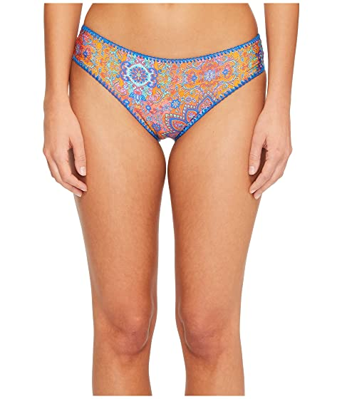 Luli Fama Candela Stitched Ruched Full Bikini Bottom Multi Latest Collections For Sale Sale Prices Big Discount Cheap Price Low Price Cheap Online 2018 Cheap Online rq8aWFd