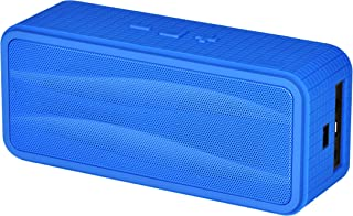 Divoom Onbeat 200 Portable Subwoofers (Blue)