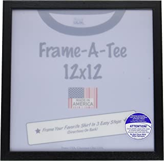 Frame USA FBA_29300 T-Shirt Display Frame Black