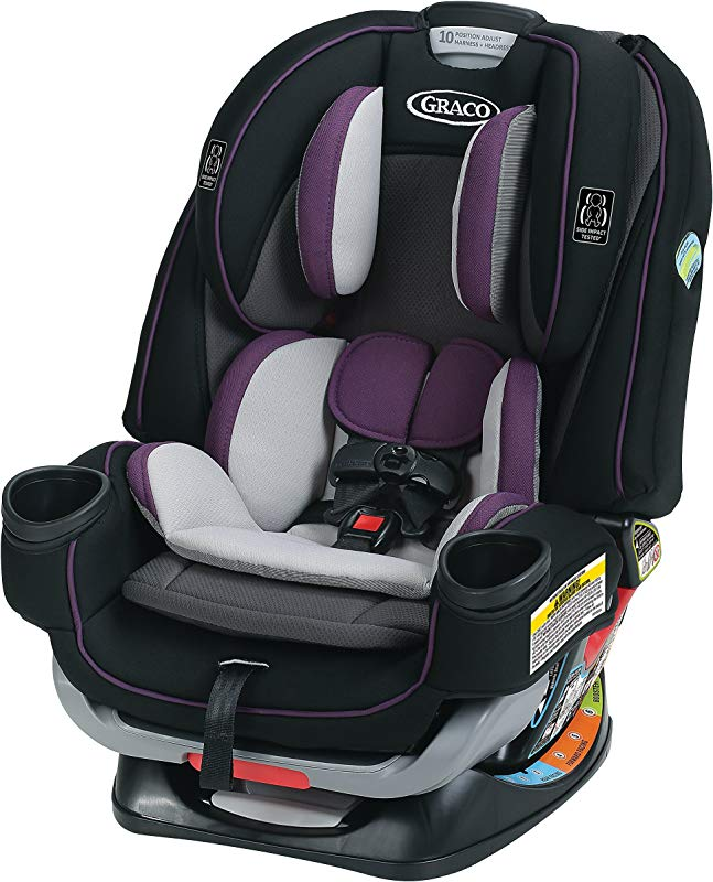 Graco 4Ever Extend2Fit 4 In 1 Car Seat Ride Rear Facing Longer With Extend2Fit Jodie