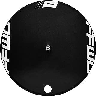 FFWD Wheels | DISC-T SL | 1K Carbon Tubular Track Rear Wheel White