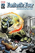 Fantastic Four Anniversary Tribute (2021) #1