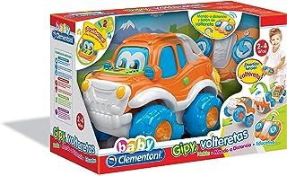 Baby Clementoni- Coche teledirigido y Volteretas (550715