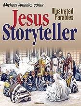 Jesus Storyteller (Illustrated): Illustrated Parables