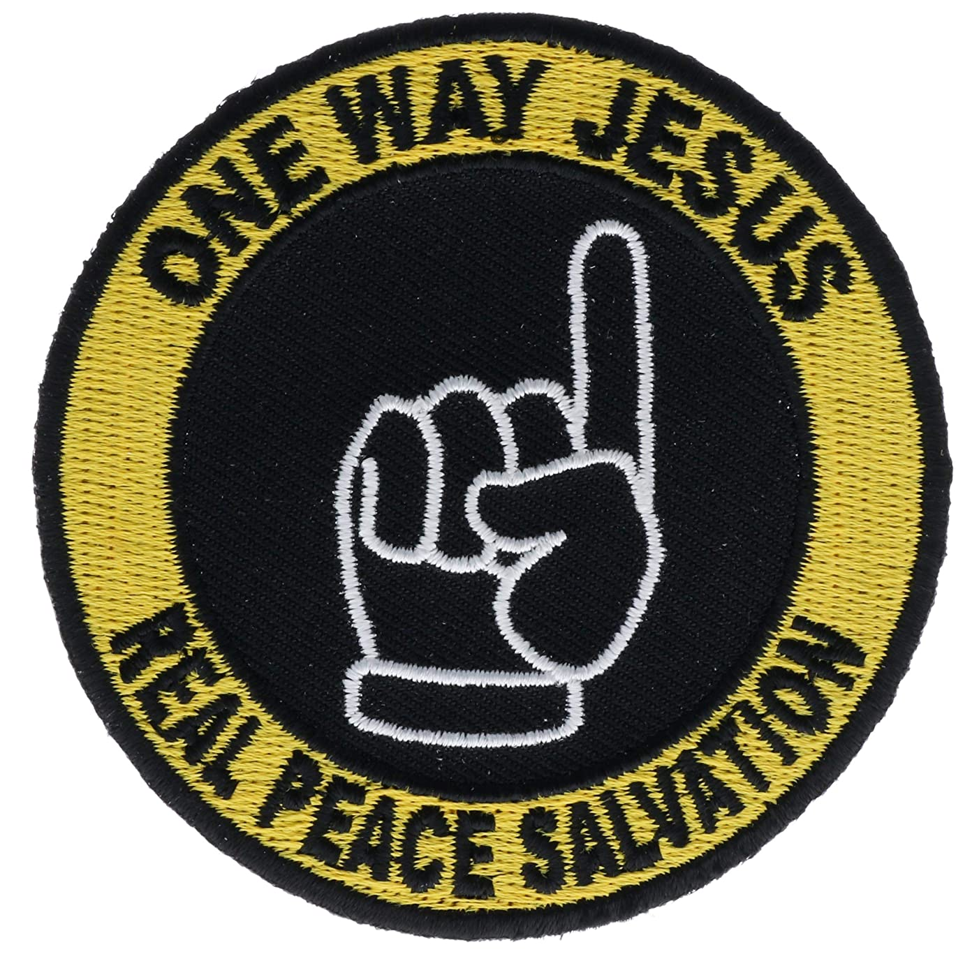 One Way Jesus Real Peace Salvation 3