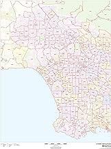 Los Angeles, California Zip Codes - 36