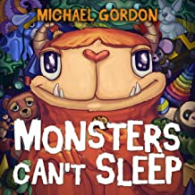 Monsters Can't Sleep (Bedtime & Dreaming Book 2)