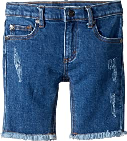 Rainbow Jean Shorts (Toddler/Little Kids/Big Kids)