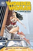 Wonder Woman by Greg Rucka Vol. 1 (Wonder Woman (1987-2006))