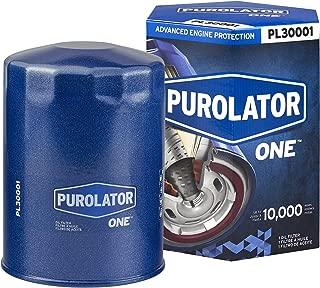 Purolator PL30001 Blue Single PurolatorONE Advanced Engine Protection Spin On Oil Filter