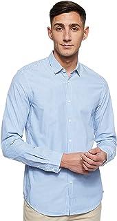 Tom Tailor Men's Hand Feel Poplin Shirt