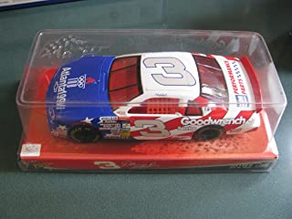 Dale Earnhardt Sr #3 Monte Carlo Atlanta Olympics Red White Blue GM Performance Parts 1/24 Scale Winners Circle Edition
