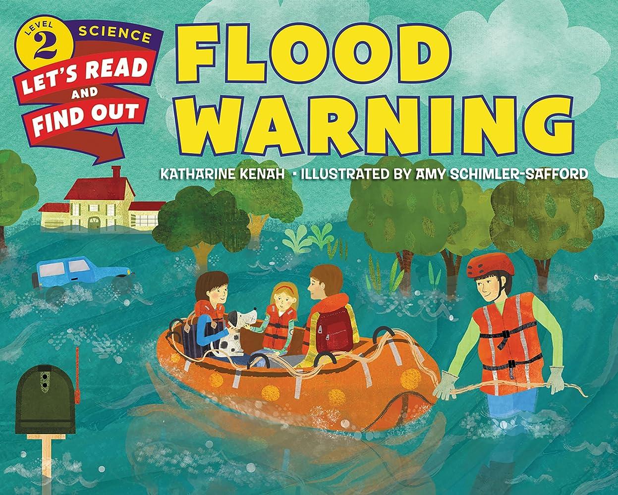 シーケンスギャラリーテラスFlood Warning (Let's-Read-and-Find-Out Science 2) (English Edition)