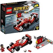 LEGO Speed Champions - Coche SF16-H de la Escudería Ferrari (75879)