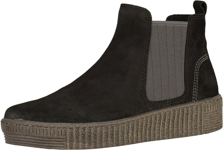 Gabor Damen Stiefeletten - Schwarz Grau Schuhe Schuhe Schuhe in Übergrößen  107cdf