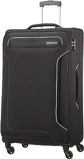 American Tourister Holiday Heat - Spinner Valise, 79.5 cm, 108 L, Noir (Black)